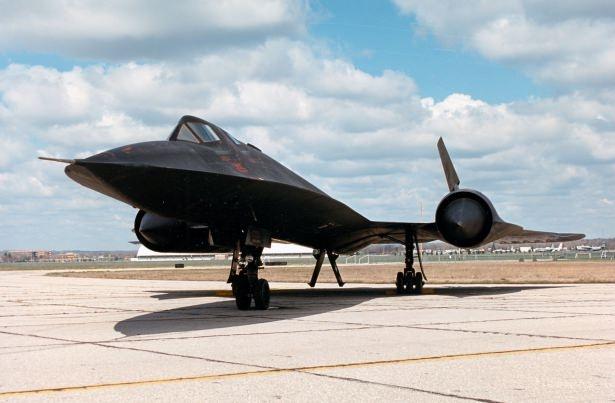 39 Senedir Dünyanın En Hızlı Uçağı Ünvanı Ona Ait galerisi resim 1
