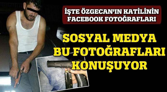 Özgecan Aslan'ın  Katillerinin Sosyal Medyadaki Fotoğrafları galerisi resim 1