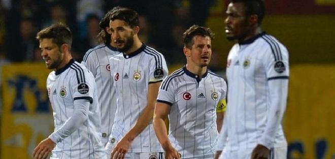 Gençlerbirliği 2 - Fenerbahçe 1 Maçtan Kareler galerisi resim 1
