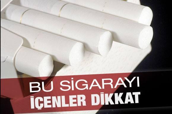 Bu Sigarayı İçenler Dikkat! galerisi resim 1