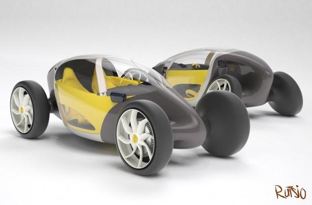 Bu Araç Geleceğin Otomobili Seçildi.. galerisi resim 1