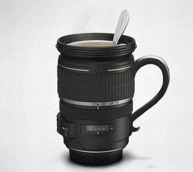 İlginç Kahve Bardak Tasarımları galerisi resim 1