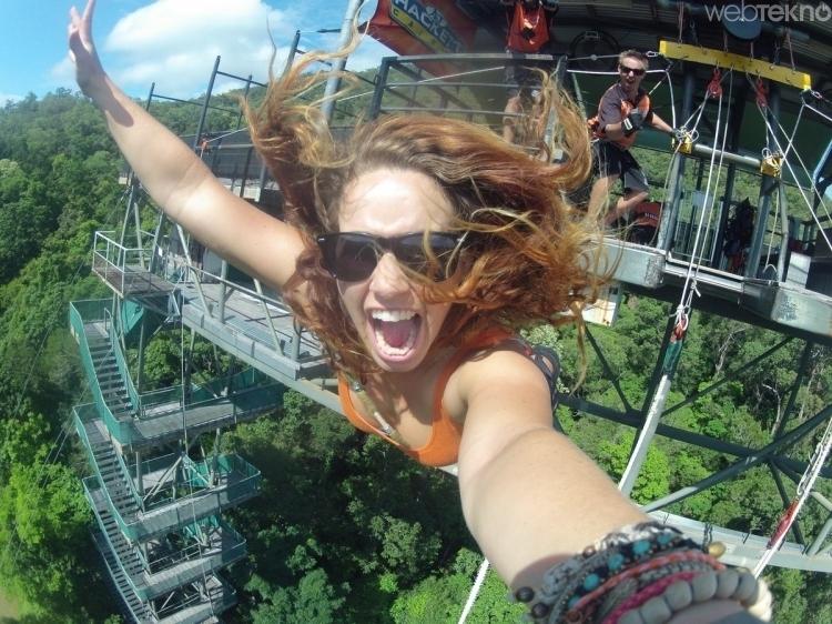 Yok Artık Diyeceğiniz Çılgın Selfie Çekimleri galerisi resim 1