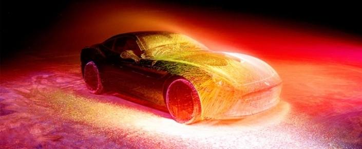 Ferrari'yi Baştan Yaratan Adam: Fabian Oefner galerisi resim 1