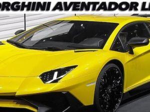 2016 Model Lamborghini 3 Ayda Tüm Stokları Eritti!