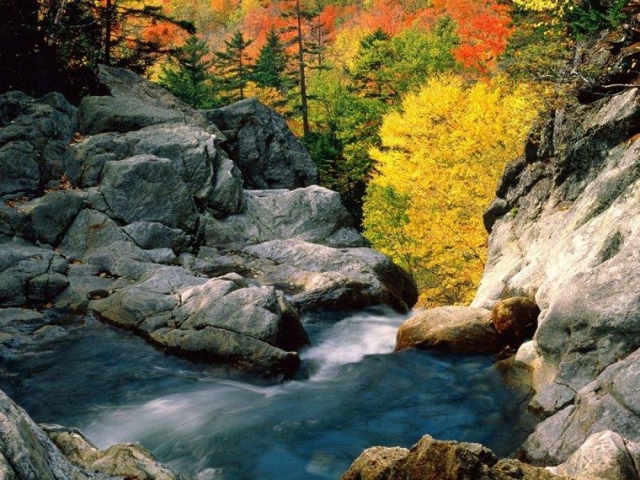 Ressamın Tablosundan Çıkmışcasına Doğa Harikaları galerisi resim 1