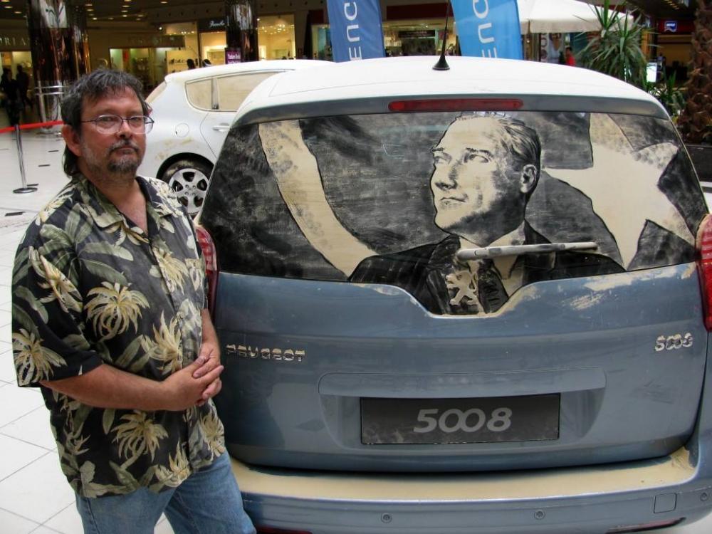 """""""Beni Yıka"""" Olayını Abartan Teksaslı Sanatçı galerisi resim 1"""