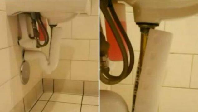 Tuvalete Yerleştirilen Gizli Kamerayı O Buldu galerisi resim 1