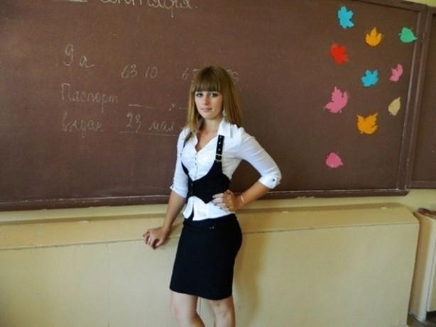 Bu Rus Kızın Güzelliğine Aldanmayın galerisi resim 1