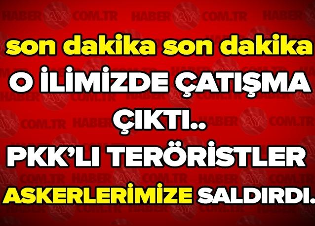 Erzurum'da PKK Askerle Çatıştı galerisi resim 1