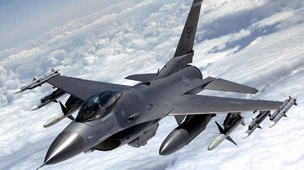 TSK'nın Savaş Uçakları IŞİD'i Bombaladı! galerisi resim 1