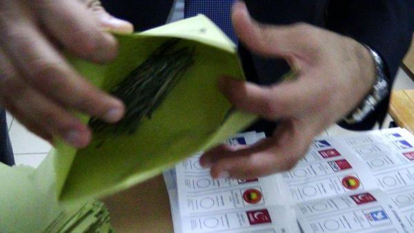 Rize'de Oy Zarfından Çıkan Şey Görevliyi Şok Etti! galerisi resim 1