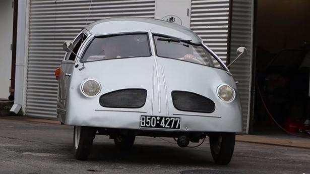 Bu Araba Dünyanın En Çirkin Arabası galerisi resim 1