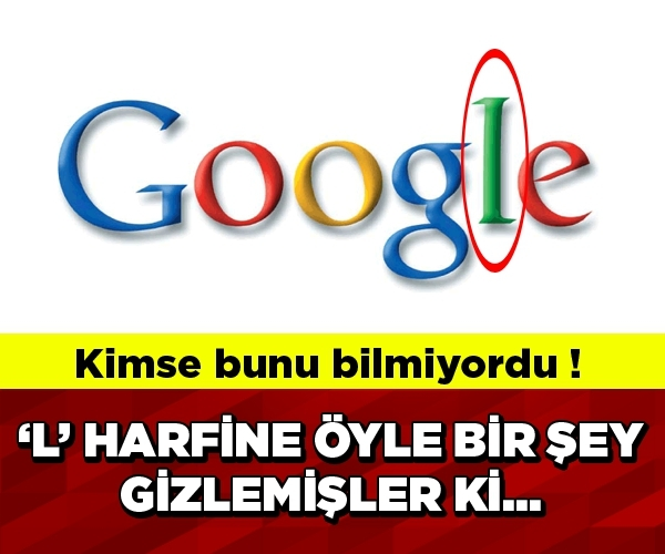Google Logosunun Büyük Sırrı galerisi resim 1