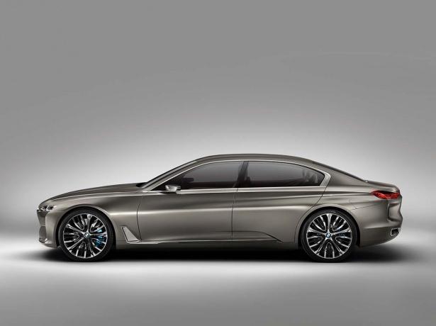 Bu Yılın İlk Bombası BMW 7 Serisi galerisi resim 1