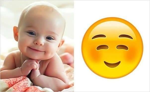 Bebekler ve Yüz İfadeleri galerisi resim 1