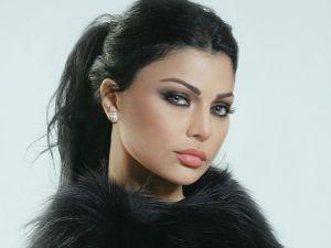 Arap Güzeli Haifaa Wahby