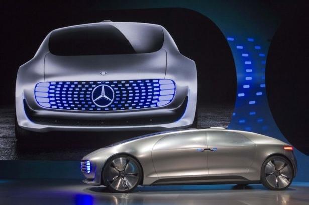 Mercedes Yeni Bombasını Patlattı ! galerisi resim 1