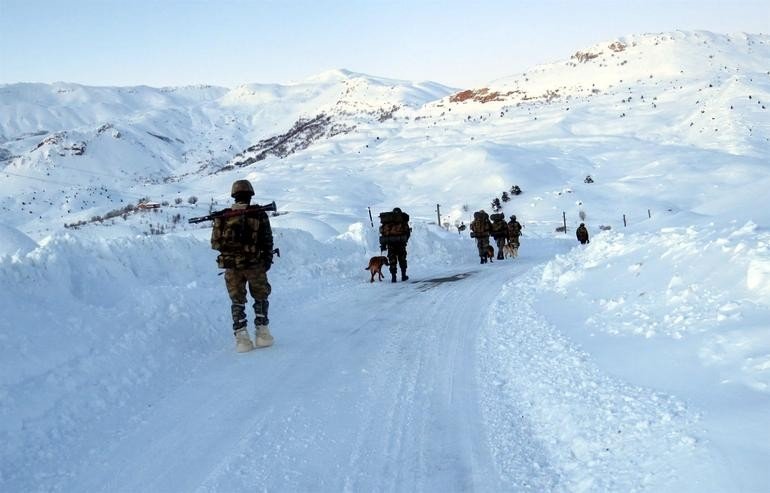 PKK'nın İnine Dev Operasyon galerisi resim 1