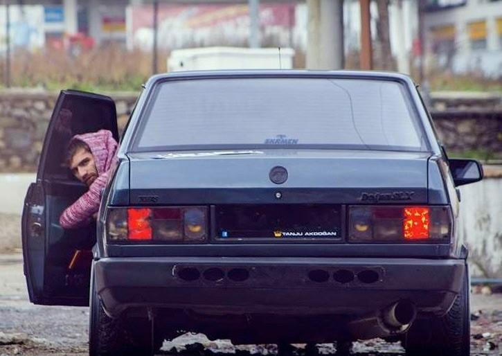 Uçan Şahin'in Sırrı BMW Motoruymuş galerisi resim 1