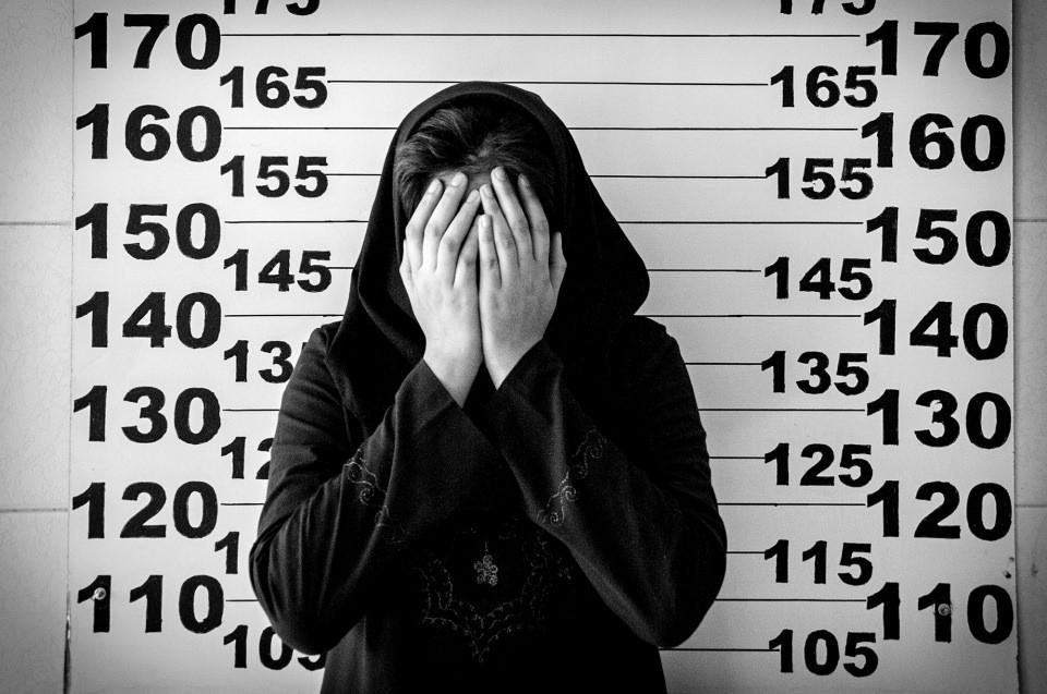 İranlı Kadın Mahkumlar İşte Böyle Ölümü Bekliyorlar galerisi resim 1