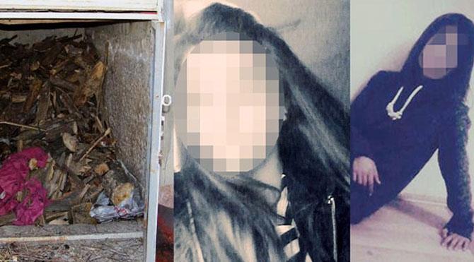 2 Gündür Kayıp Olan Kızlar Bakın Nerede Bulundu galerisi resim 1