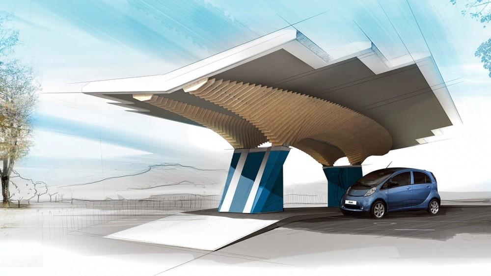 Peugeot Geleceğin Şarj İstasyonunu Geliştirdi galerisi resim 1