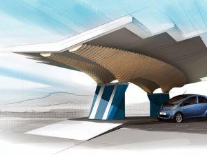 Peugeot Geleceğin Şarj İstasyonunu Geliştirdi