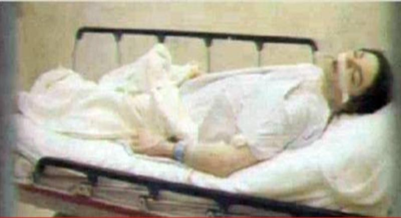 Michael Jackson'ın Ceset Görüntüleri Ortaya Çıktı! galerisi resim 1