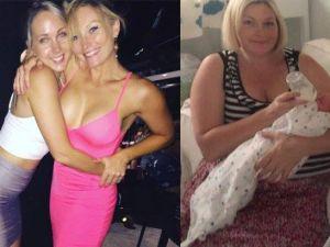 Genç Annenin İnanılmaz Değişimi Tam 60 Kilo Verdi