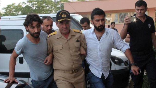 Akdeniz Bölge Garnizon Komutanı Böyle Gözaltına Alındı galerisi resim 1