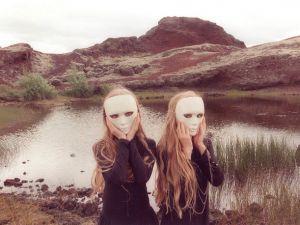 İzlandalı Minik İkizler Aynı Rüyayı Bile Aynı Görüyor