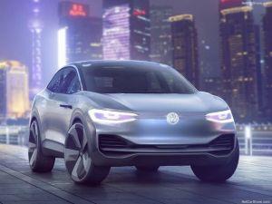 2017 Volkswagen ID Crozz Concept