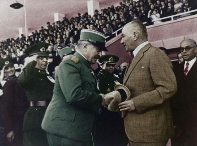 Mustafa Kemal Atatürk'ün Son 19 Mayıs'ı galerisi resim 1
