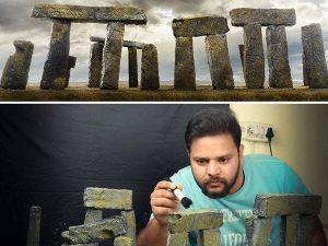 Minyatür Manzara Fotoğrafçılığı