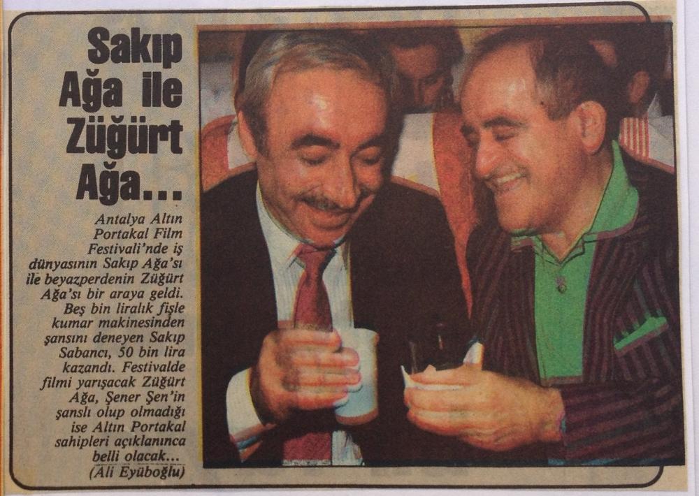 Maziden Kalan Nostaljik Gazete Haberleri (1986 Güneş) galerisi resim 1
