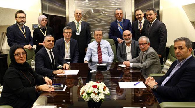 Cumhurbaşkanı Erdoğan'dan Babacan ve Başçı'ya Uyarı