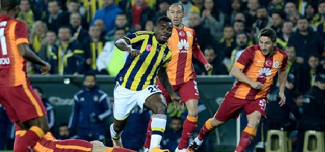 Fenerbahçe - Galatasaray: 1-0 Geniş Maç Özeti