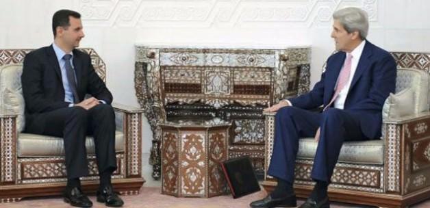 ABD'den Esed'le Anlaşma Sinyali