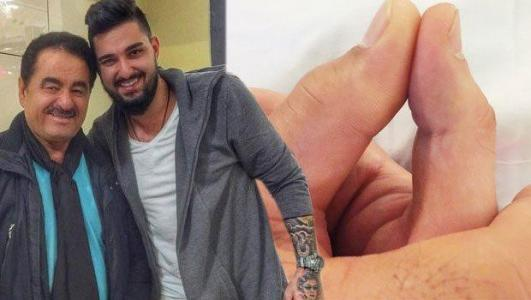 İbrahim Tatlıses'ten Hastanede İlk Fotoğraf