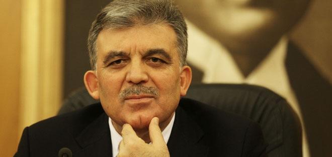 Abdullah Gül'den Sürpriz Adım