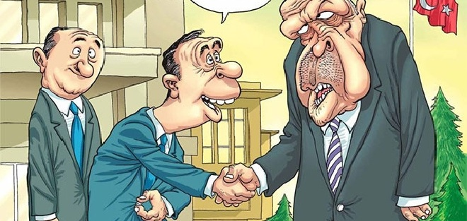 İki Karikatüriste 'Erdoğan'a Hakaret' Davası