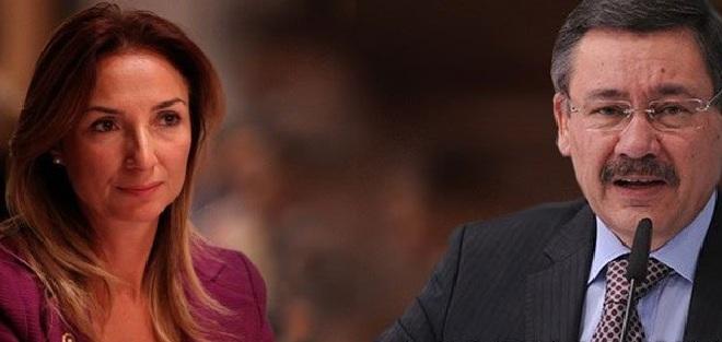 Melih Gökçek Yine Durmadı… CHP'li Aylin Nazlıaka'yı Hedef Alan Tweetler Attı