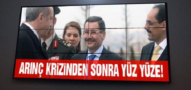 Kriz Sonrası Erdoğan ve Gökçek Arasında İlk Temas!