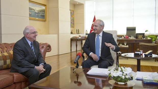 Kılıçdaroğlu Teklif Etti Kemal Derviş ' Vekil Olmama' Şartıyla Kabul Etti
