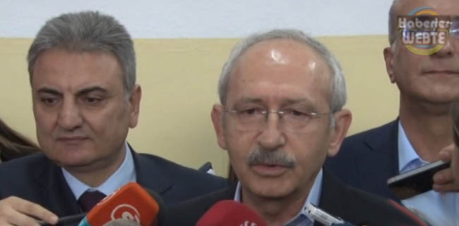 Kılıçdaroğlu Ankara'daki Ön Seçim Sonrası Soruları Yanıtladı