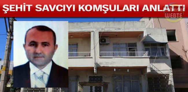 """Savcı Kiraz'ı Komşuları Anlattı: """"Terzilik yaparak okudu"""""""