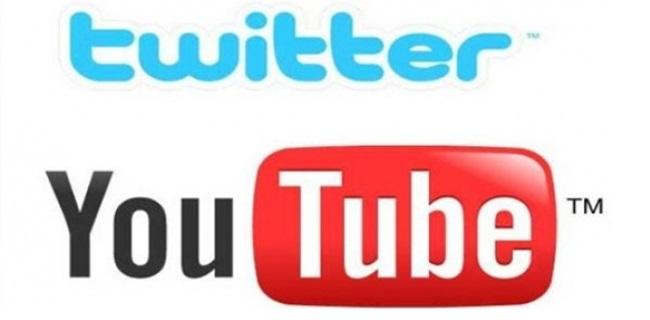 Twitter ve YouTube Erişime Açıldı