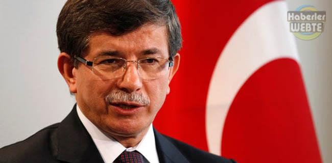 """Davutoğlu: """"Cumhurbaşkanı Listelere Müdahil Olması Söz Konusu Değil"""""""