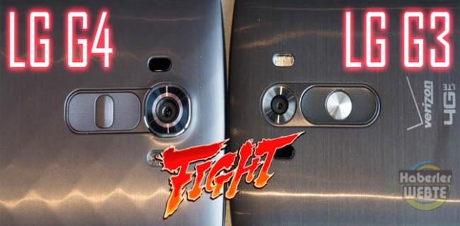 LG G4 ve LG G3 Karşılaştırması